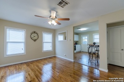 San Antonio Single Family Home New: 307 Bradford Ave