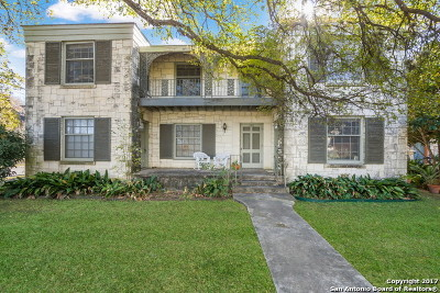 San Antonio Multi Family Home New: 336 E Lullwood Ave