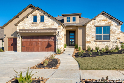 Boerne Single Family Home New: 101 Cool Rock