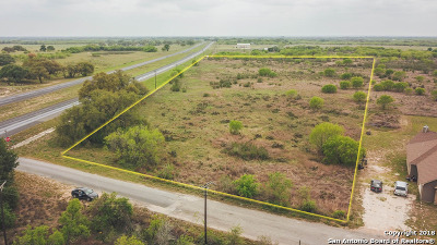 Atascosa County Residential Lots & Land For Sale: 12601 N State Highway 16