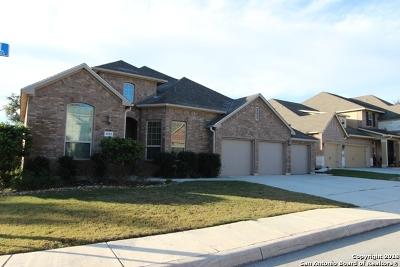San Antonio Single Family Home New: 11902 Hudspeth Trail