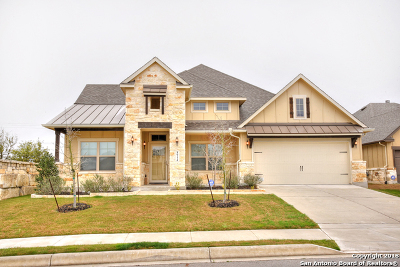 Schertz Single Family Home For Sale: 8914 Sage Stem