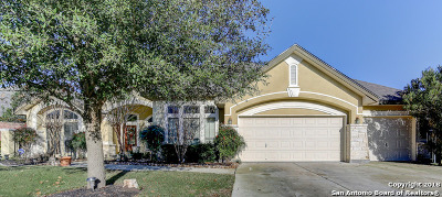 Helotes Single Family Home Back on Market: 13614 French Oaks