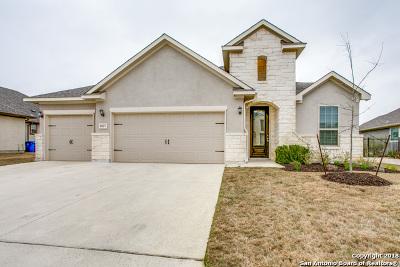 Fair Oaks Ranch Single Family Home For Sale: 8027 Cibolo Vw