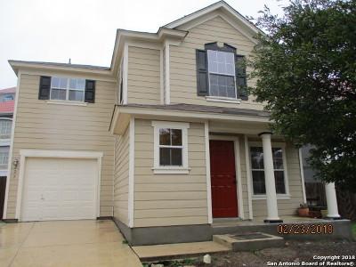 Boerne Single Family Home Price Change: 225 Hampton Run W