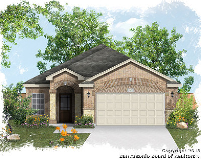 Helotes Single Family Home For Sale: 11816 Bricewood Pass