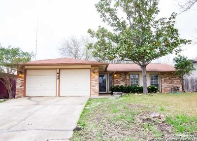 Converse Single Family Home Back on Market: 635 Jamie Sue Dr