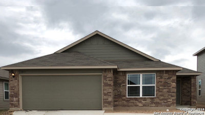 Seguin Single Family Home For Sale: 1017 Dumfries Dr