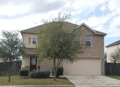 Converse Single Family Home For Sale: 7623 Citadel Peak