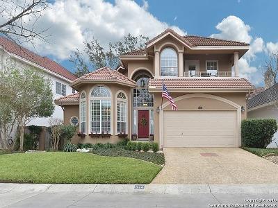 Sonterra Single Family Home For Sale: 614 Hillsong