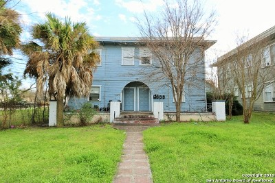 San Antonio TX Multi Family Home Back on Market: $425,000