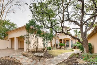 San Antonio TX Single Family Home Price Change: $660,000