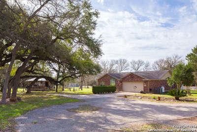 Canyon Lake Single Family Home For Sale: 14147 Fm 306