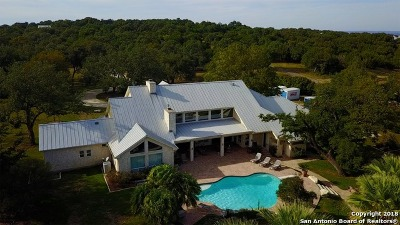 Boerne Single Family Home For Sale: 123 Park Ridge