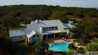 Cordillera Ranch Single Family Home For Sale: 123 Park Ridge