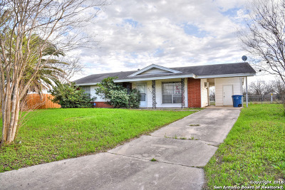 San Antonio Single Family Home Back on Market: 7534 Happy Valley Dr