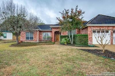 San Antonio Single Family Home Back on Market: 510 Mirepoix