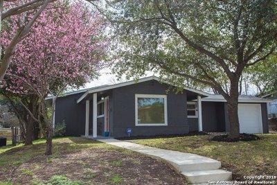 San Antonio Single Family Home Price Change: 430 Karen Ln