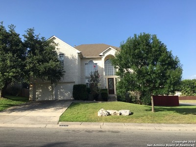 San Antonio Single Family Home For Sale: 19502 Flair Oak