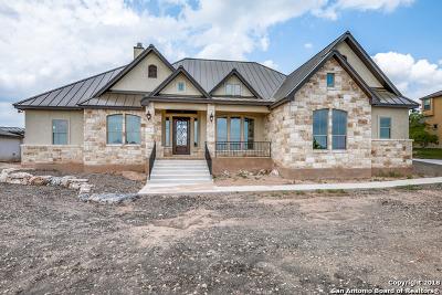New Braunfels Single Family Home For Sale: 5914 Keller Ridge