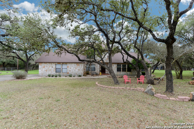 Single Family Home For Sale: 21714 Tommy Trail