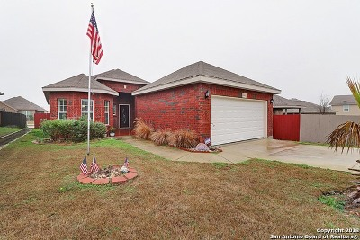 Converse Single Family Home For Sale: 8930 Derby Dan