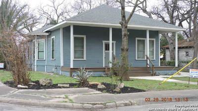 Single Family Home For Sale: 220 Berkshire
