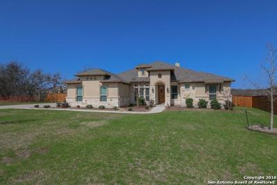 Bexar County Single Family Home For Sale: 14703 Becker Way