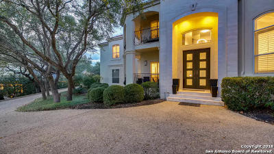 San Antonio TX Single Family Home For Sale: $789,000