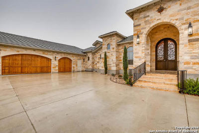 Canyon Lake Single Family Home For Sale: 2319 Comal Springs