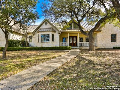 Boerne Single Family Home For Sale: 8038 Fair Oaks Pkwy