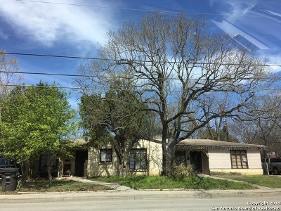 Bexar County Multi Family Home For Sale: 351 Babcock Rd