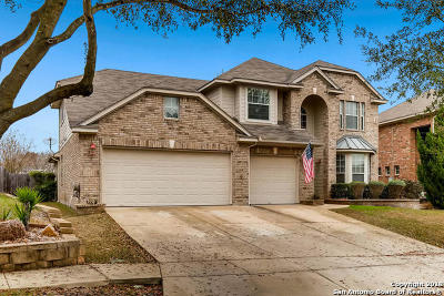 Cibolo Single Family Home Back on Market: 250 Royal Troon Dr