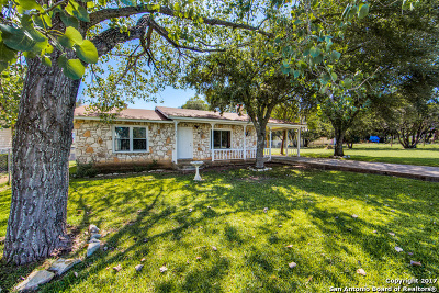 Canyon Lake Single Family Home For Sale: 418 Paradise Dr
