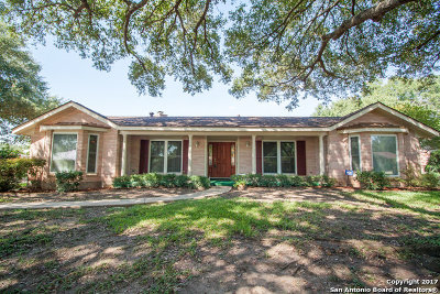 Windcrest Single Family Home For Sale: 665 Weatherly Dr