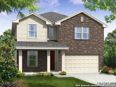 Cibolo Single Family Home For Sale: 265 Prairie Vista