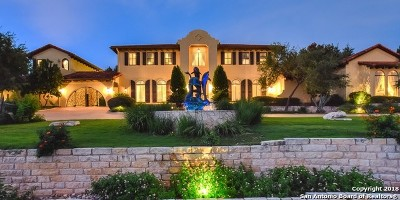 Travis County Single Family Home For Sale: 112 Bella Cima Dr