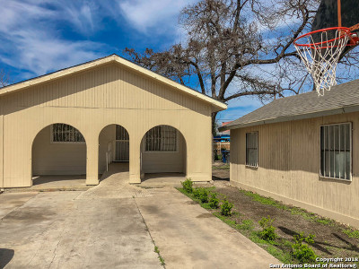 Single Family Home Back on Market: 511 Wilcox Ave