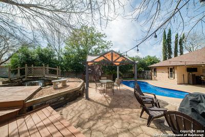 Selma Single Family Home Price Change: 8510 Pegasus Dr