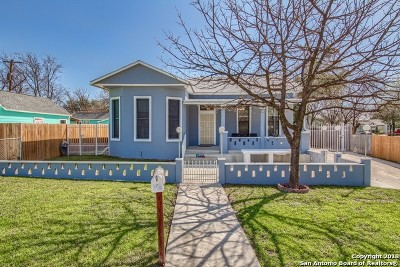 San Antonio Single Family Home For Sale: 206 Josephine Tobin Dr