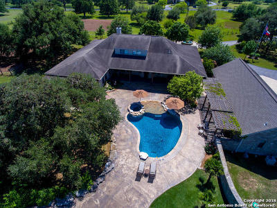 Farm & Ranch For Sale: 31036 Post Oak Trail
