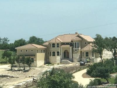Helotes Single Family Home Price Change: 318 Santa Domingo