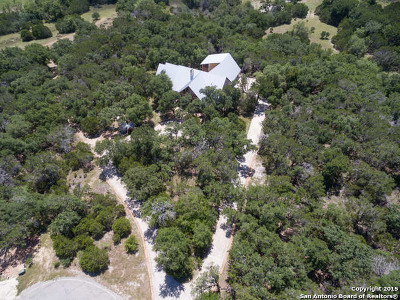 Boerne Single Family Home For Sale: 2277 Guadalupe Bend