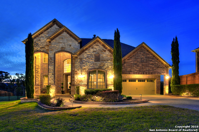 San Antonio Single Family Home Back on Market: 16915 Turin Ridge