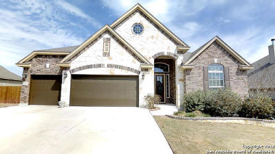Bexar County, Comal County, Guadalupe County Single Family Home For Sale: 3315 Harvest Crst