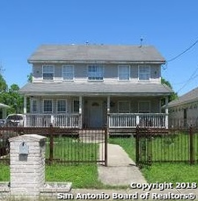 San Antonio Single Family Home Price Change: 247 Vincent St