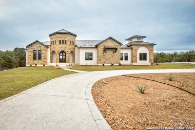 Boerne TX Single Family Home For Sale: $949,000