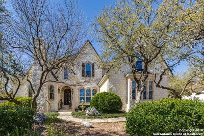 San Antonio Single Family Home For Sale: 2006 Via Vineda