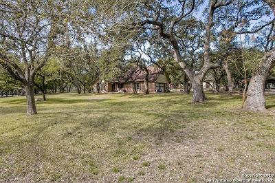 Boerne Single Family Home For Sale: 9744 Windwood Dr