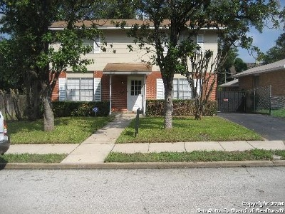 Alamo Heights TX Single Family Home For Sale: $368,900